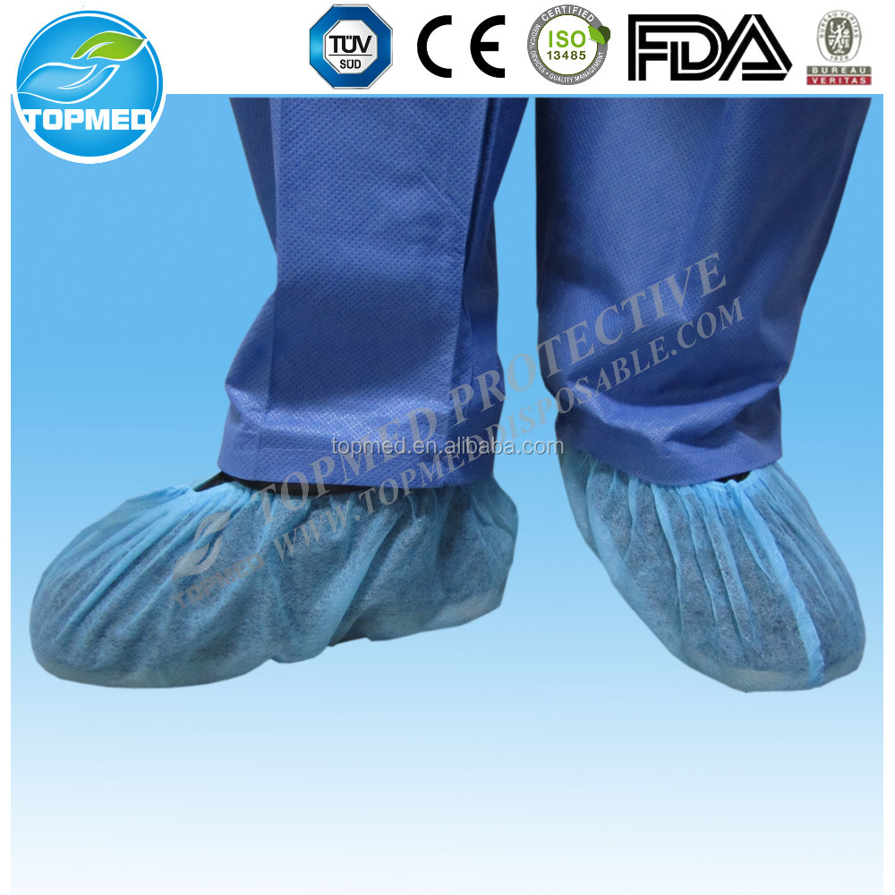 disposable working shoe covers, nonwoven shoe covers for factory,automatic shoe cover