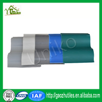 excellent fire resistant Double Layer buy corrugated roof tile PVC roofing sheet