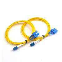 CATV Use LC to LC APC Fiber Optic Patch Cord