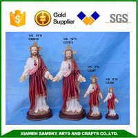 Sacred Heart of Jesus christian religious items for church decoration