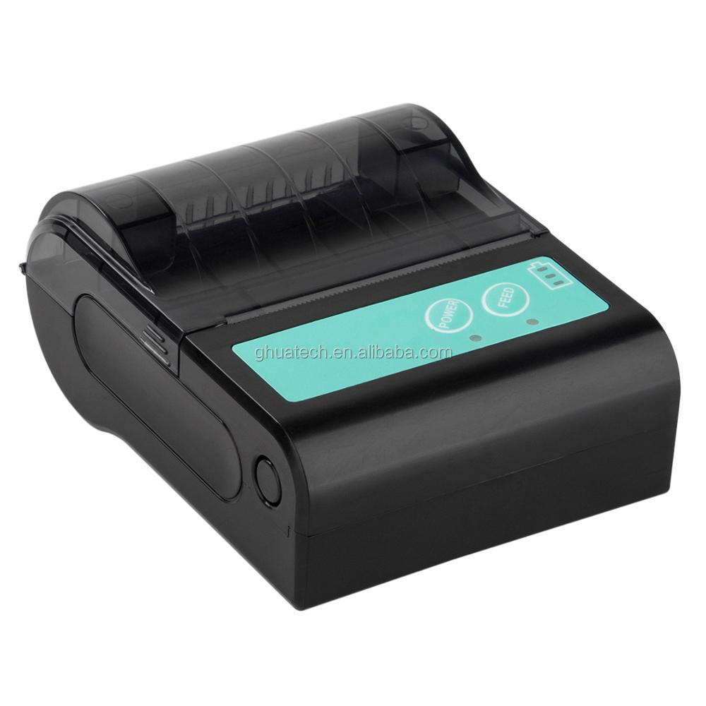 GH Mini Bluetooth thermo printer for Android and IOS online order printing