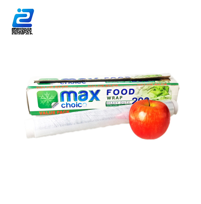 high quality pvc and pe cling film food wrapper,plastic stretch film