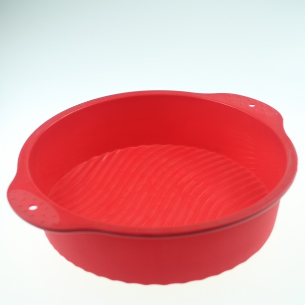 Houseware Food grade silicone cake mold round silicone baking mold pan