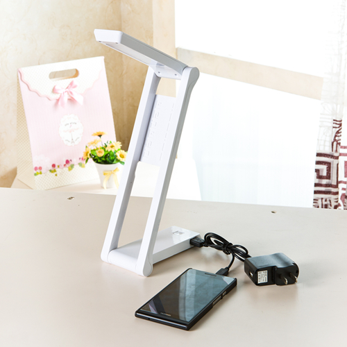 Study rechargeable camping lamp power bank desk lamp