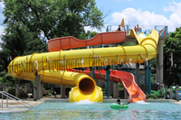 Good quality floating water park tubes