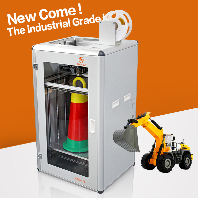Kitchenwares high precision FDM prototyping machine for sale large build size 300*400*500mm Chinese 3d printer