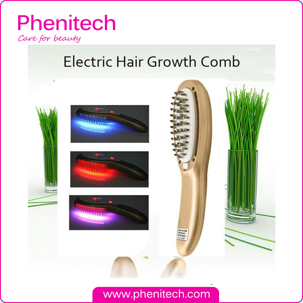 LED Light Photon Therapy Hair Loss Scalp Treatment