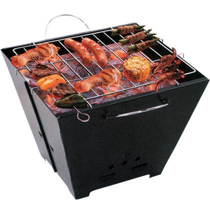Rotisseries Chicken Grill Machine Cast Iron Hibachi Charcoal BBQ With KX-8035
