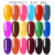Private Label Free Sample Amber Color UV Gel Nail Polish with High Quality