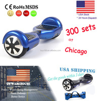 Nextboard Smart Self Balancing Electric Unicycle Scooter Hover Board Balance 2 Wheels Blue