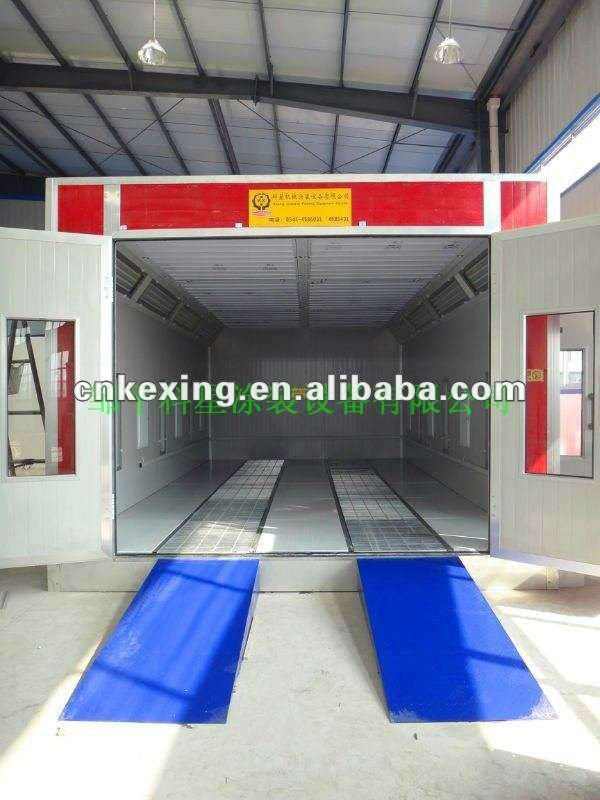 KX-SP3200B automotive spray booth