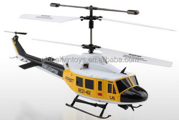 Quality most popular rc 3.5-channel metal series helicopter