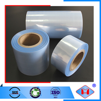 Best selling Exquisite workmanship super clear pharmaceutical pvc film
