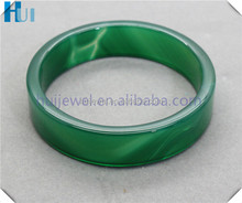high quality green agate bangle bracelet jewelry green gemstone bangle