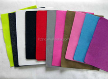 Make-to-order colorful needle punched non woven polyester felt