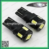 Hot new product automobile led car lights t10 5630 5730 6smd,194,168,