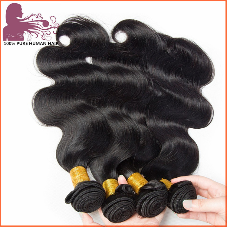 Factory wholesale 100human hair