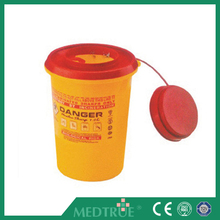 Hot Sale Medical Disposable 1L Sharp Container With CE&ISO Certification (MT18086102)