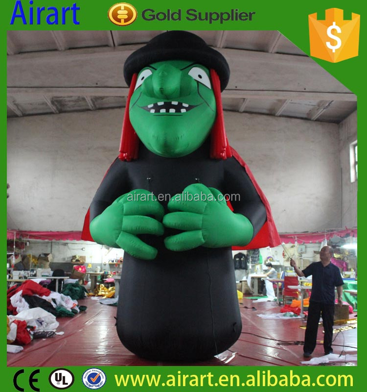 wholesale Halloween inflatable horrific giant monster costume