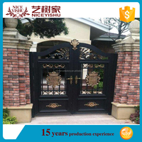 high quality aluminum profile for gate