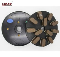 diamond metal bond/resin bond polishing wheel