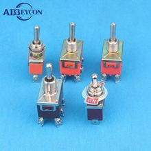 waterproof Marine/Yacht/Boat 5gang on-off 12V Momentary TOGGLE SWITCH