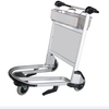 Stainless Steel Airport Baggage Trolley For