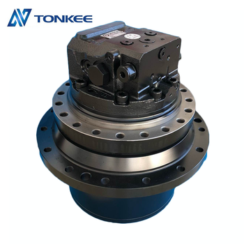 China Supplier GM18 TM18 Travel motor for Excavator PC120-6 PC130-7 Travel motor assy 203-60-63111