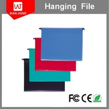 Made in China Shenzhen factory A4 A3 PP FC Size Suspension File Holder,Hanging File