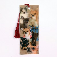 3d animal bookmarks for books