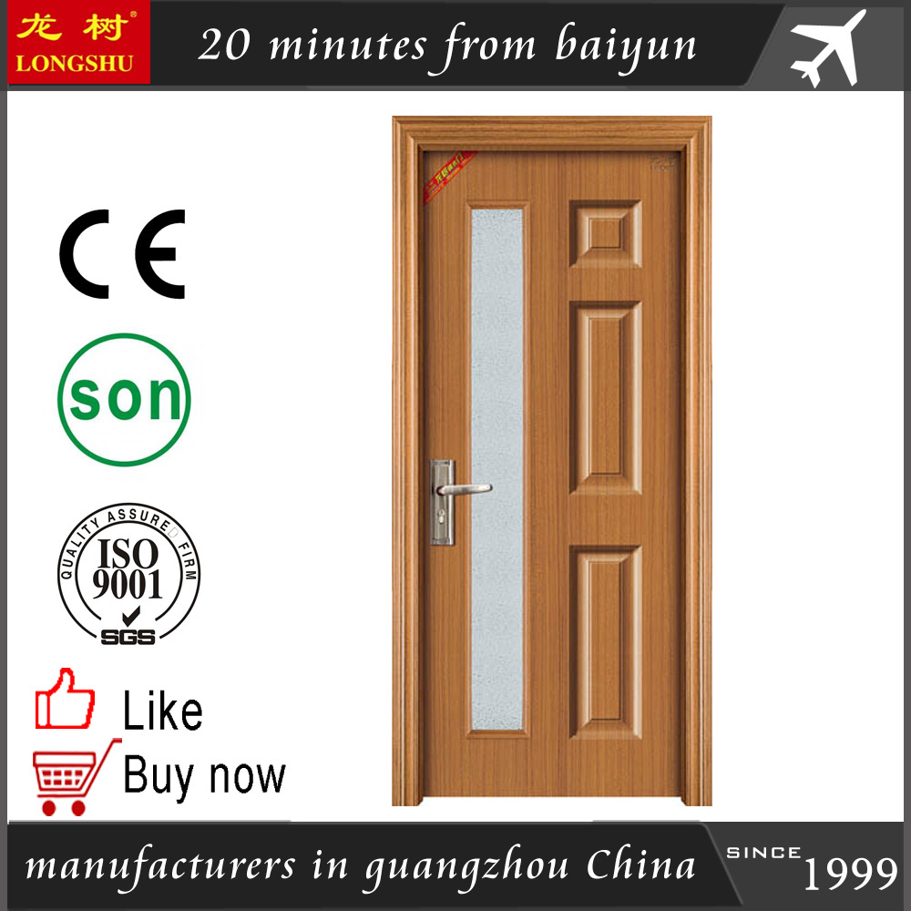 Made in china best quality PVC door and windows