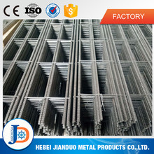 China supplier mild steel concrete reinforcement welded wire mesh