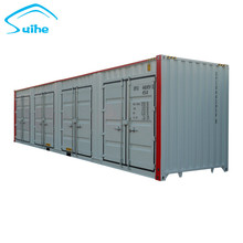 4 side open door 40ft container shipping from china to usa