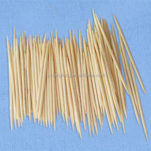 Customize packed bamboo disposable toothpick