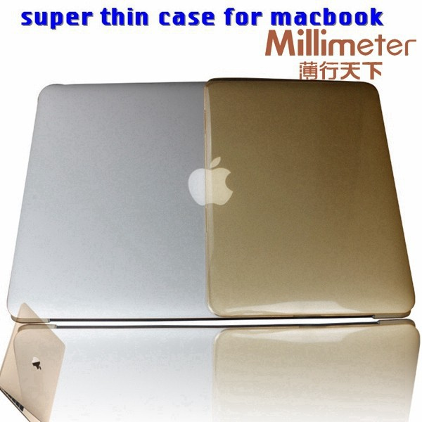 New style new laptop hard clear case for macbook