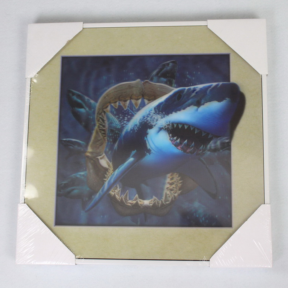 Wholesale wall hanging decoration 3D 5D lenticular painting designs