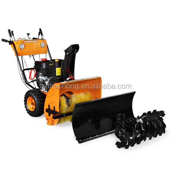 Hao Hong rand Loncin snow blower 15HP,snow thrower,snow plough gardening tool