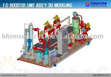 HFO Supply and Booster Module