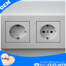 Baby Proofing Power Plug Protector/Germany Socket Cover