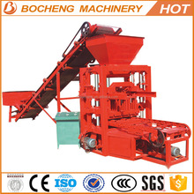 Best selling automatic QTJ4-26 used concrete block making machine for sale