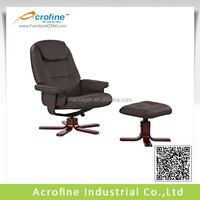 Acrofine leather swivel recliner chair parts ARL-8008