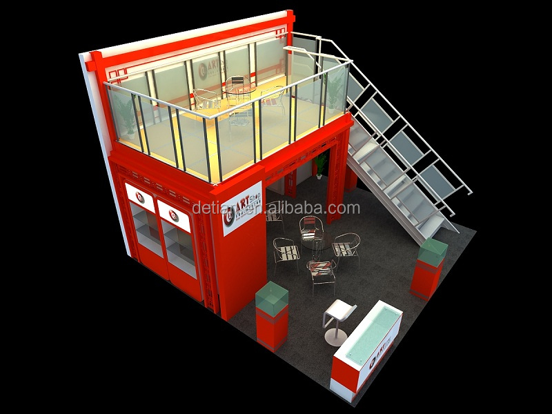 Exhibition Display exhibition stand builders fashion show backdrops