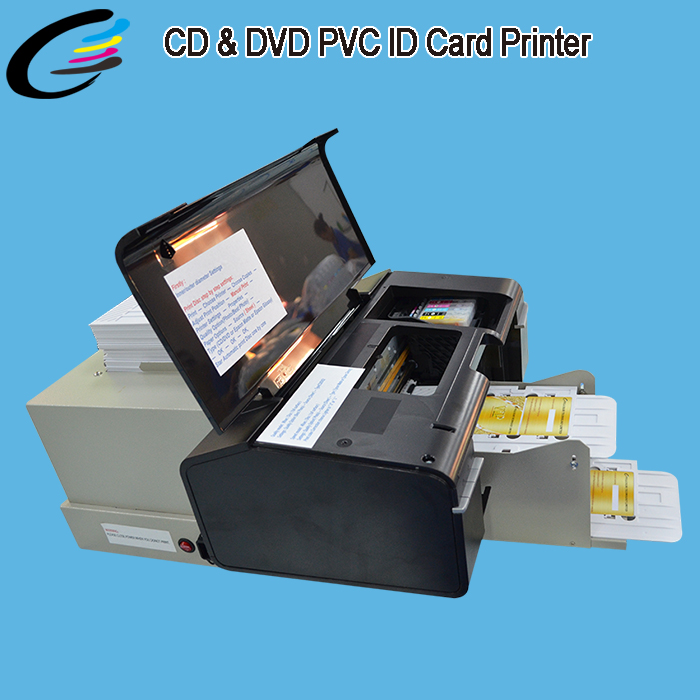 Multifunction Plastic Pvc Business Card Printer Machine Price ...