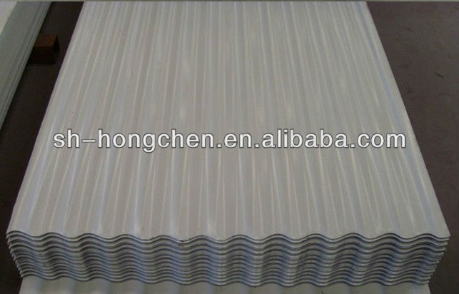 colorfulsteel sheet with factory corrugated steel sheet