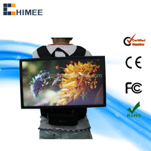 22 inch full hd led monitor outdoor backpack led display advertising digital signage