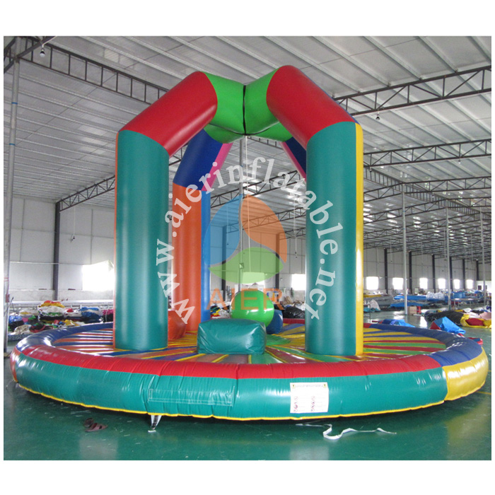 2016 Hot Sale Giant Inflatable Wrecking Ball ,Inflatable Bouncy Wrecking Ball Game