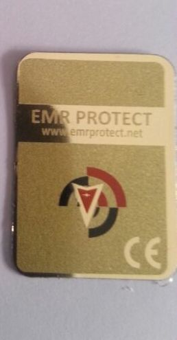EMR Protect Anti Mobile Radiation Patch Gold