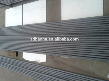 Perfect corrosion RBSIC (SISIC ) Pipes Used in heat exchanging with reasonable price