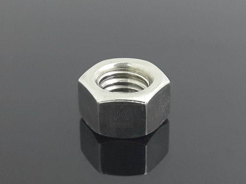 SS304 HEX THICK NUT DIN5587 M8