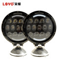 High Quality LOYO 105W 12v LED Vehicle Work Light Auxiliary Lamp for Jeep Grand Cherokee wj JK
